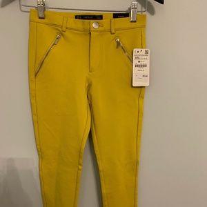Zara Trafaluc slim fit pants